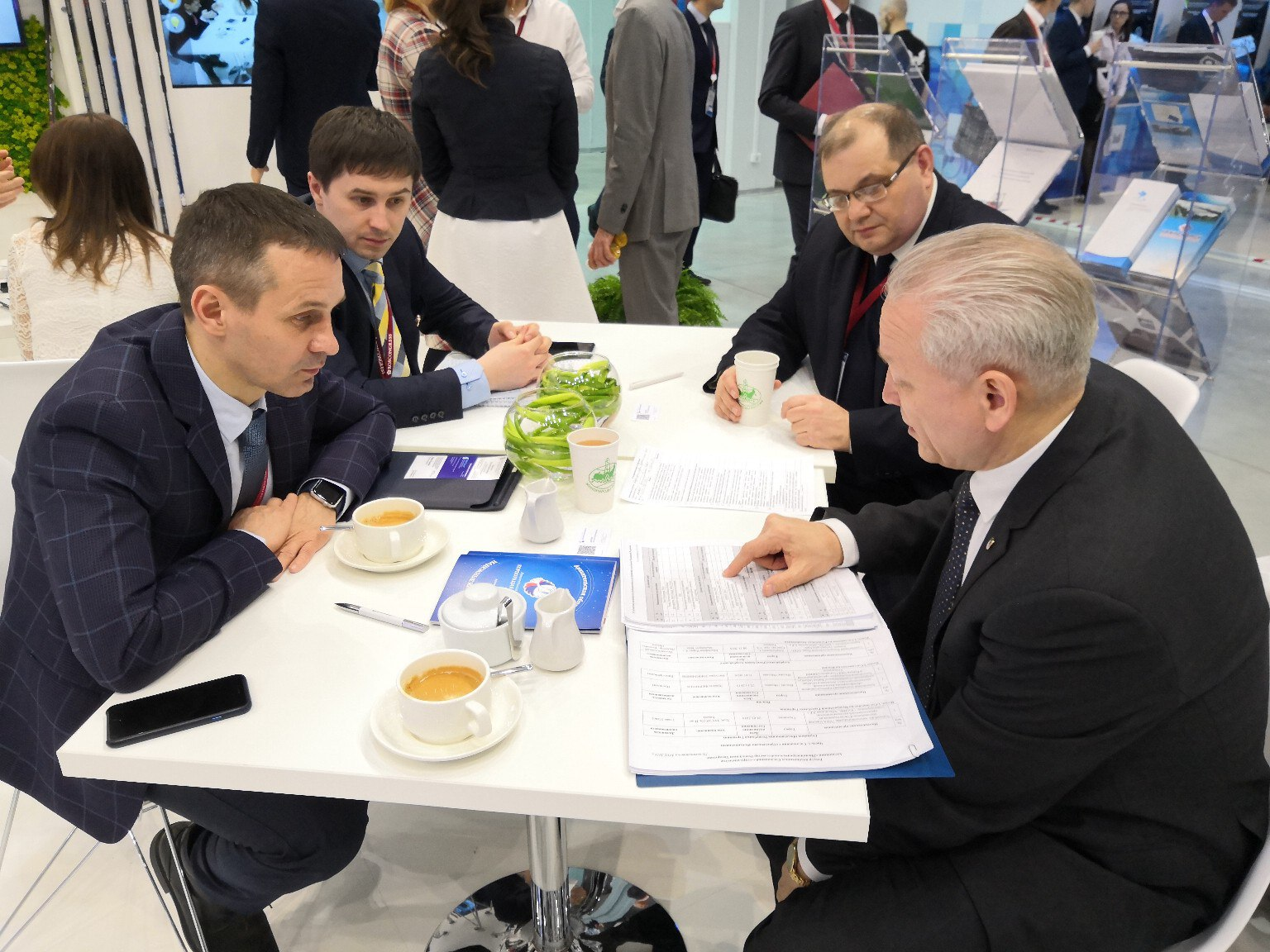 MACHINE-BUILDING CLUSTER OF TATARSTAN IS INTERESTED IN PARTNERS FROM ARKHANGELSK REGION